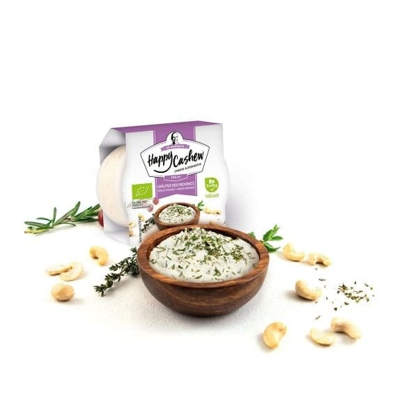 Happy Cashew THE FRESH Herbs of Provence, ORGANIC, 120g