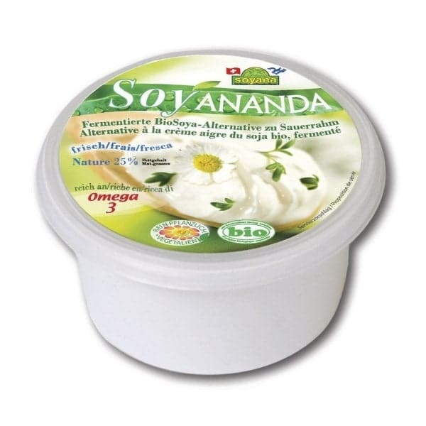 Soyana SOYANANDA sour froth, organic, 200g