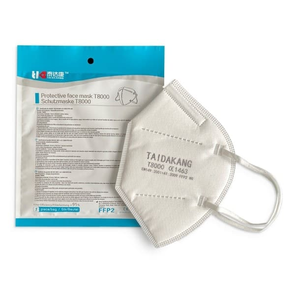 FFP2 Protective face mask T8000