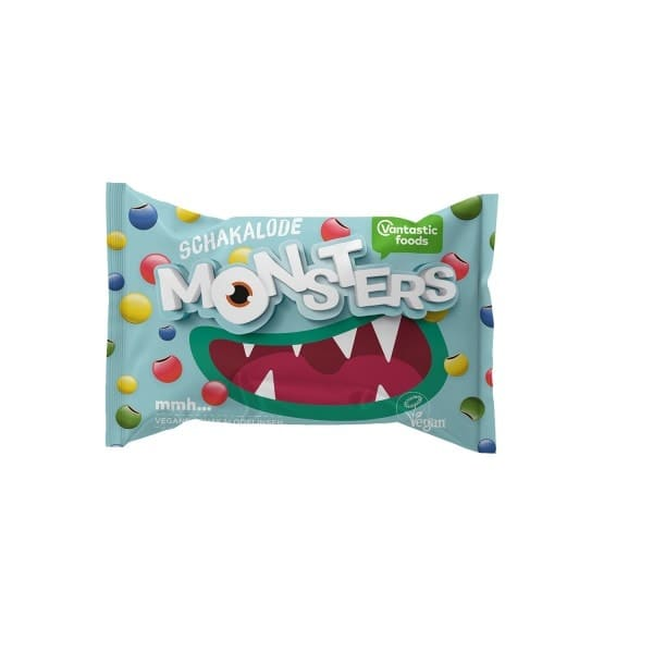 Vantastic foods SCHAKALODE Monsters, 45g