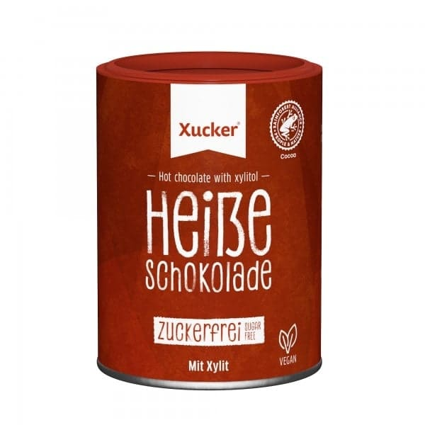 XUCKER Hot Chocolate, 200g