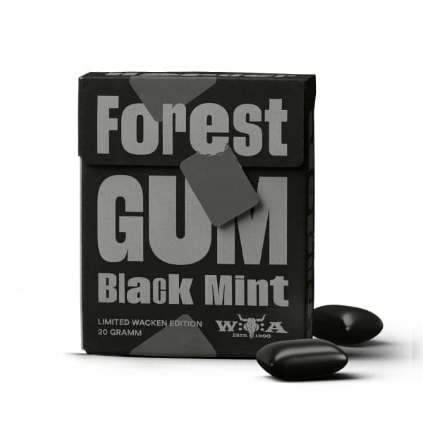 Forest Gum CHEWING GUM MINT, 20g