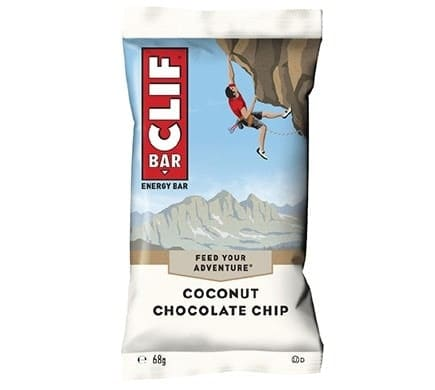 CLIF Bar COCONUT CHOCOLATE CHIP Energieriegel, 68g