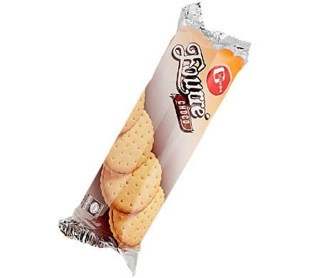FOURRE Sandwich Biscuits Choco, 300g