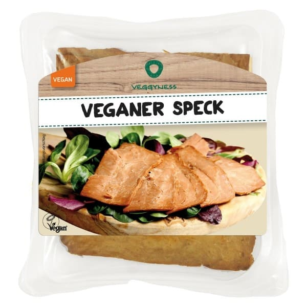 Veggyness VEGAN BACON, 60g