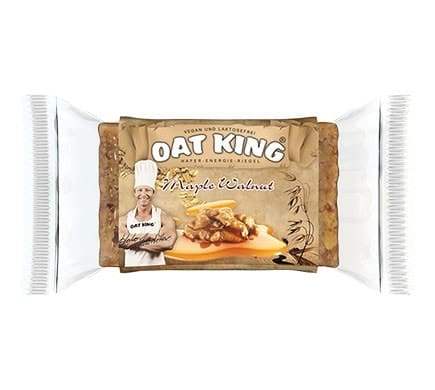 Oat King MAPLE WALNUT oat energy bar, 95g