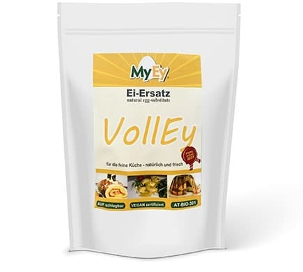 MyEy VOLLEY vegan egg substitute, 1000g