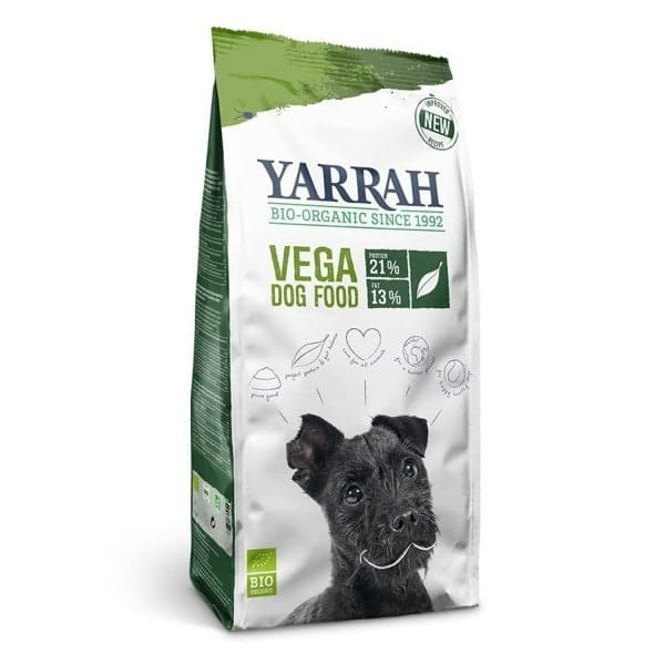 Yarrah VEGA dry dog food, organic, 2kg
