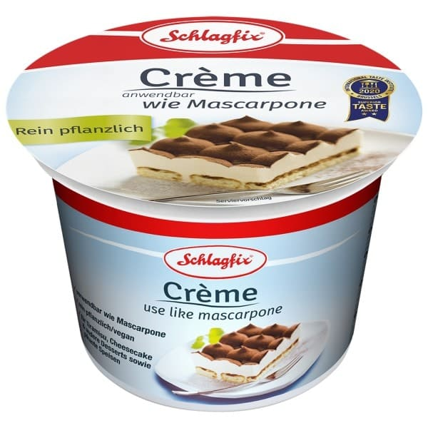 Schlagfix CREAM LIKE MASCARPONE, 250ml