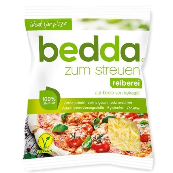 "bedda REIBEREI ""grating preparation"", 150g"