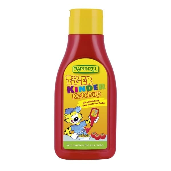 Rapunzel TIGER KINDER Ketchup, BIO, 500ml