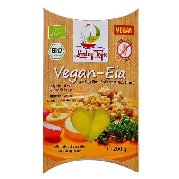 Lord of Tofu VEGAN-EIA, organic, 200g