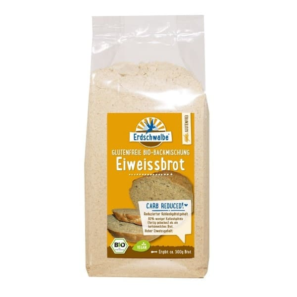 Erdschwalbe Organic PROTEIN-BREAD baking mixture, 250g