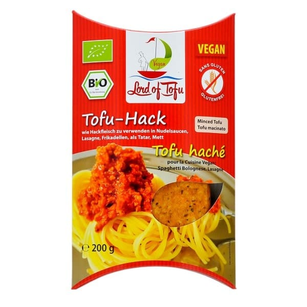 Lord of Tofu TOFU-HACK, BIO, 200g