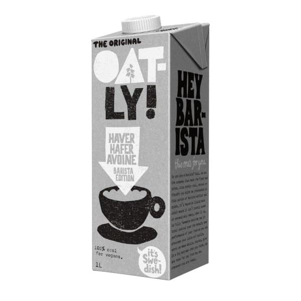 OATLY HAFER Barista Edition, 1l