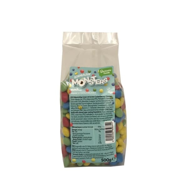 Vantastic Foods Schakalode Monsters, 500g