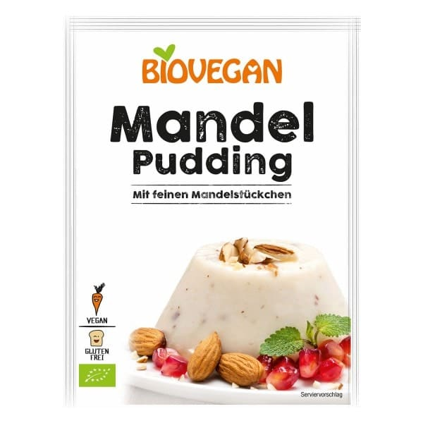 Biovegan PARADIES PUDDING Almond, 49g