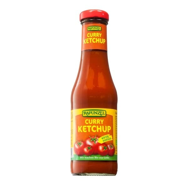 Rapunzel CURRY KETCHUP, organic, 450ml