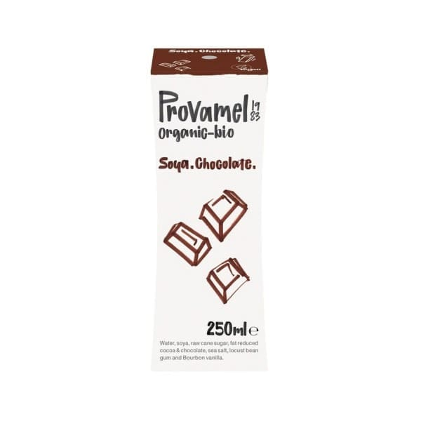 Provamel SOYA DRINK Chocolate, organic, 250ml