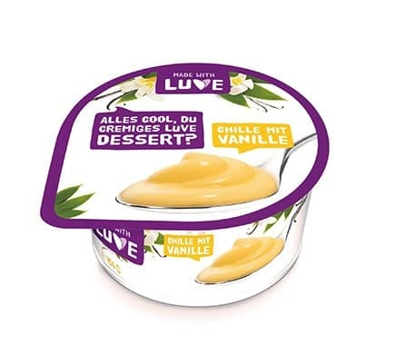 Made with Luve LUPINE DESSERT Vanilla, 150g