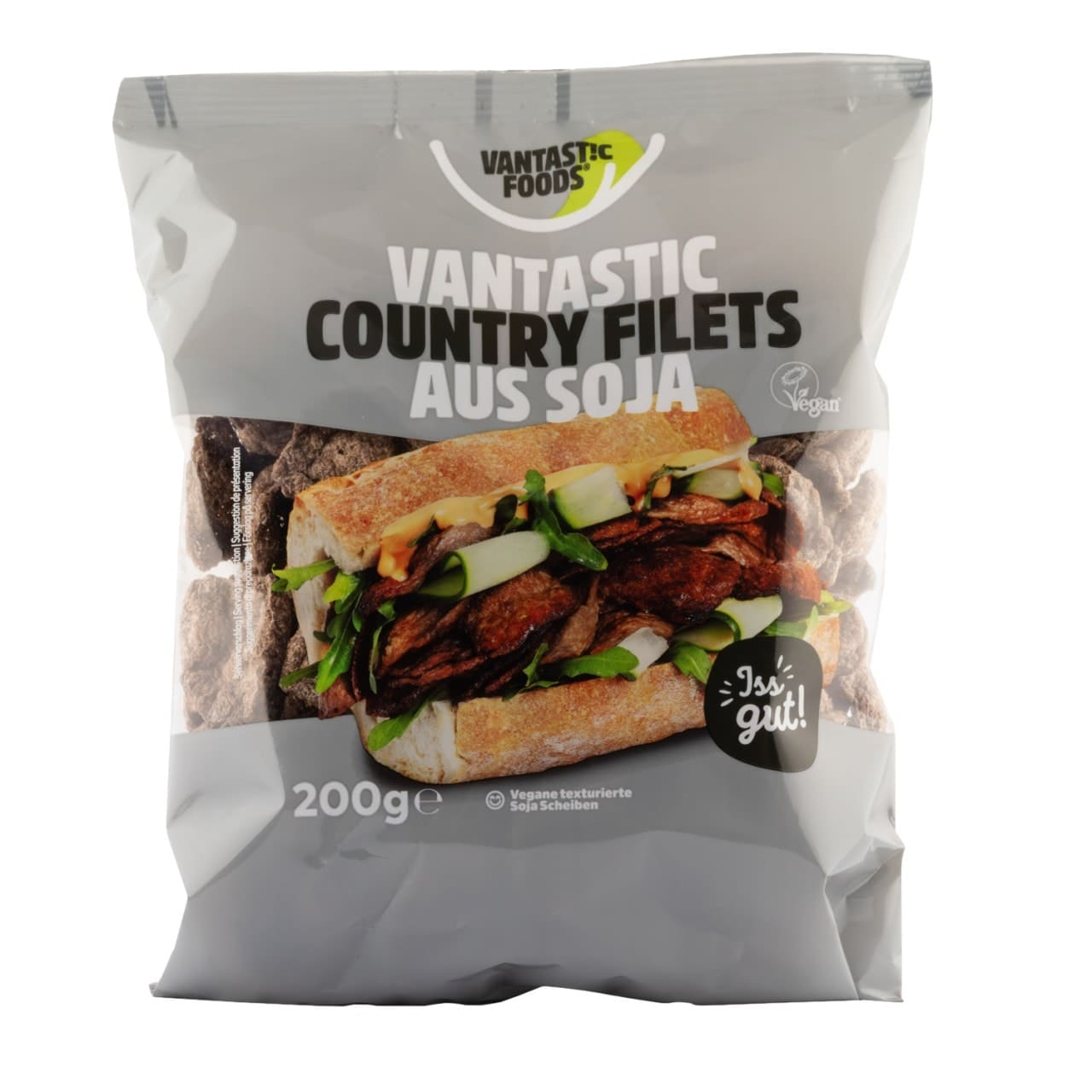 Bild für Vantastic foods VANTASTIC COUNTRY FILETS aus Soja